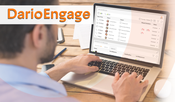 DarioEngage is a unique, scalable engagement platform for healthcare professionals